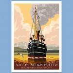 VIC 32 poster